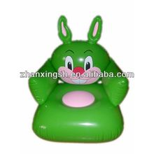 lastest sofa designs hot sale cheap inflatable cute rabbit kids sofa