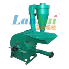 hot straw process machine cheap Corn Straw Shredder