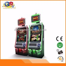 Good Quality Popular Video Electronic Casino Slot Arcade Game LCD Empty Arcade Cabinet Design
