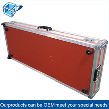 Custom Design Musical Instrument storage box guitar flight case
