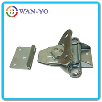 High quality twist latch with lock