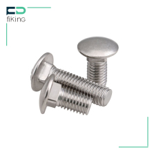 wholesale square hole washer stainless steel carriage bolt