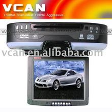 10.4 inch Car roof mounting DVD system