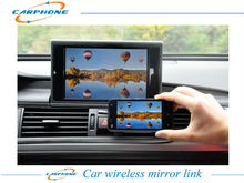mercedes cd changer built in wireless mirrorlink with CE&ROSH suit with Andriod and IOS system