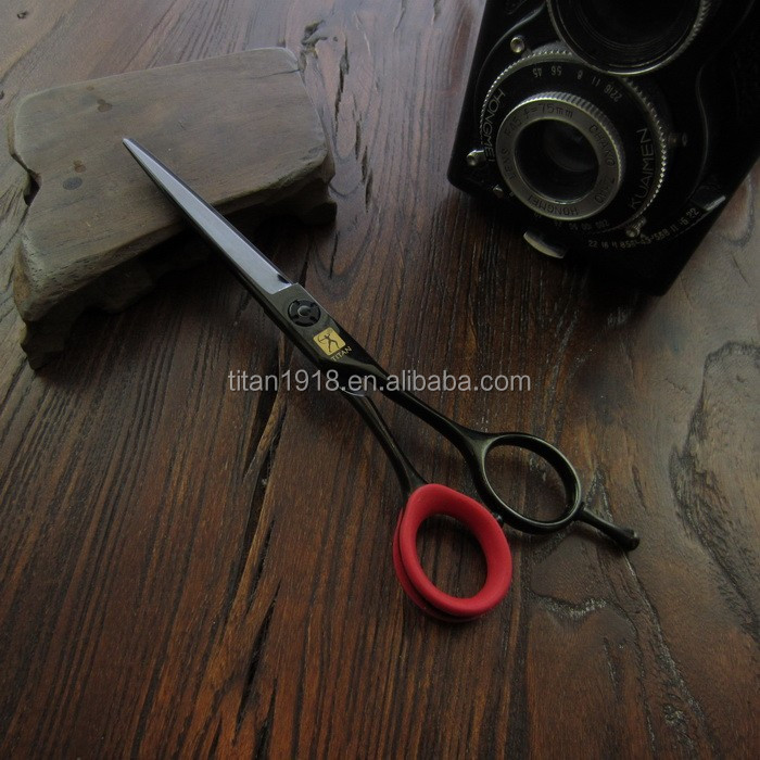 Titan barber scissors super cut barber scissors 6inch hairdressing salon pouch