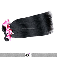 8 inch virgin remy brazilian hair weft,unprocessed virgin brazilian hair