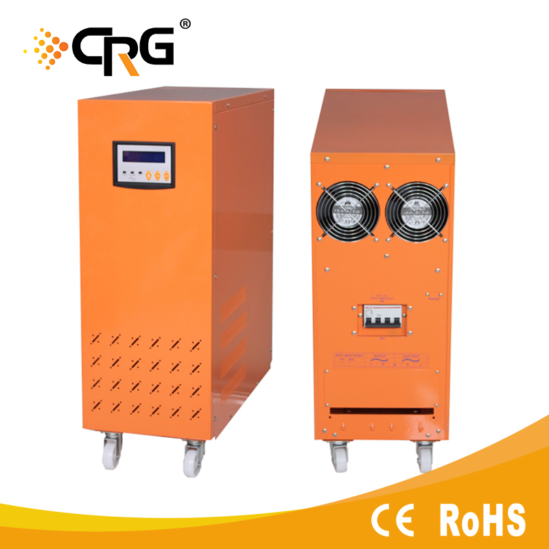 Alarm in over load,Over load of 110% inverter solar inverter price solar inverter 500w with battery charger