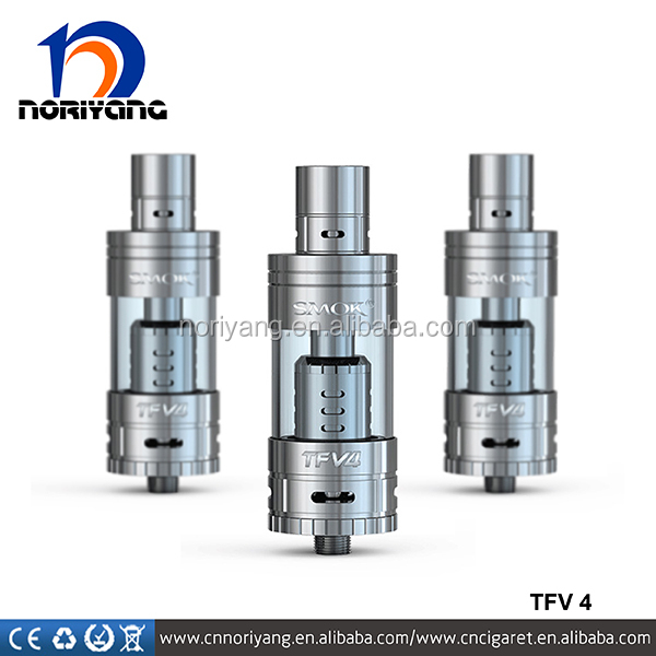Smok TFV4 Triple and Quad Coil Sub Ohm Tank hot selling in the UK market