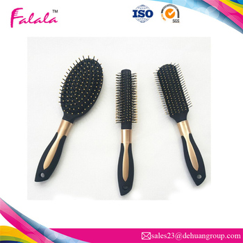 OEM hair straightener comb combs barber salon use brush