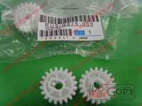 Fuser drive gear 20T for HP 2400 2420 laserjet printer spare parts RU5-0378