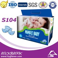 Hot Sale High Quality Competitive Price Disposable Baby Diaper China Manufacturer
