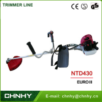 High Quality Gasoline Brush Cutter/Grass Trimmer/Weeding Machine