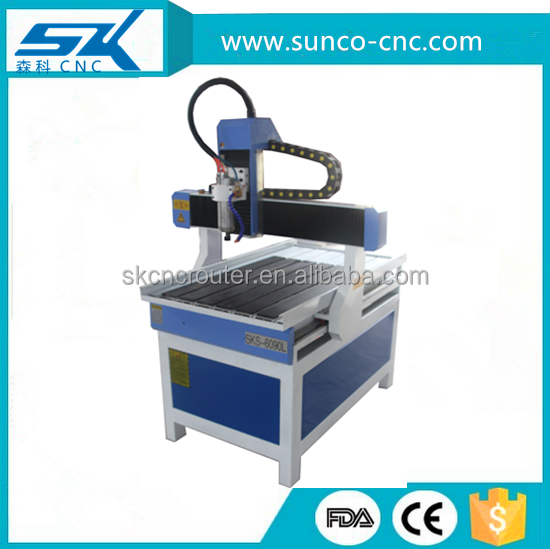 marble cnc stone diamond engraving tools High speed single head 6090 stone cnc engraving router machine price in Jinan