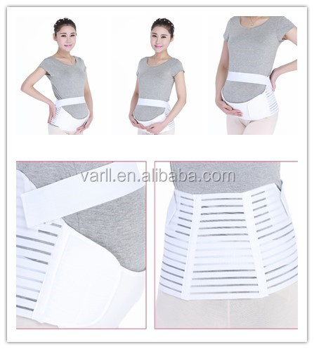 Maternity Antepartum belt pregnant women abdominal support waist belly band back brace