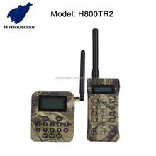 wholesale hunting bird machine mp3 player for hunting H800TR2