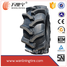 Better cutting resistance 16.9-28 21L-24 12.5/80-18 industrial tractor tyre with longer life