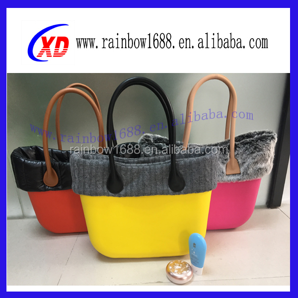 eco friendly silicone tote bag/eva foam tote bag/eva t o t e bags