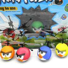 Newest mini flyer ufo Infrared Sensor Saucer RC UFO Interactive Mini Flyer