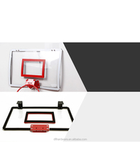 Mini children basketball backboard indoor for home or office