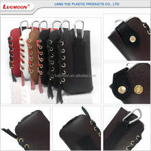 Hot sale universal PU cell phone sling belt bag protective case with buckle hang for apple iphone 4 4s 5 5s 5c 5se 6 6s 6c plus