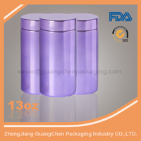 13oz HDPE plastic for supplement/bottle for protein powder