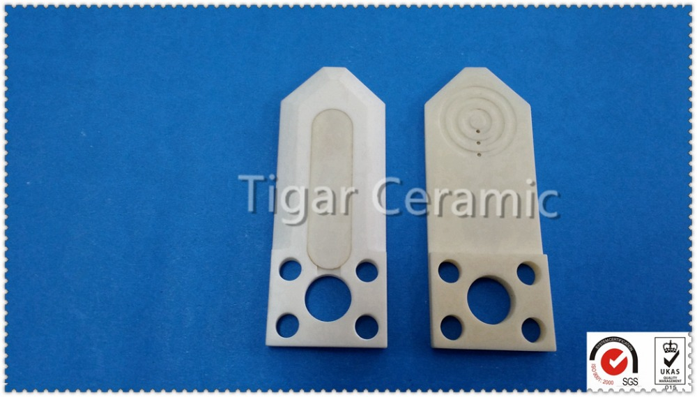 Ceramic Components For Adsorption Process In Industrial Automation Equipment