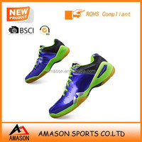 2015 cheapest indoor sports badminton shoes breathable cricket ball tennis shoes from amason company