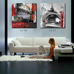 Customisation Stretched Print Painting for wall decoration