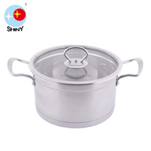 Eco-friendly Stainless Steel Insulated Hot Pot Casseroles