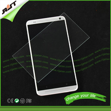 Premium tempered glass screen protector for HTC One Max 9H anti shatter glass protective film for htc one max