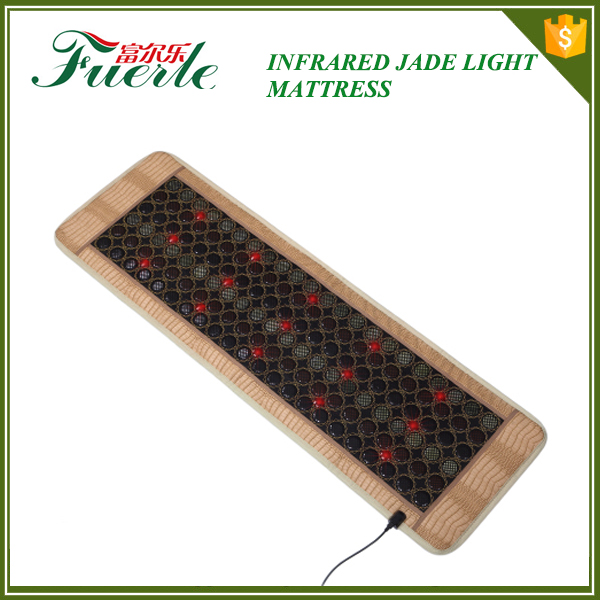 Medical photon light therapy heating pad jade tourmaline thermal mat