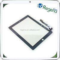 OEM Factory Glass Touch Repair Parts for iPad 3 Touch Screen for ipad 3 Digitizer display