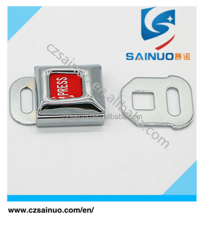 seatbelt belt buckle