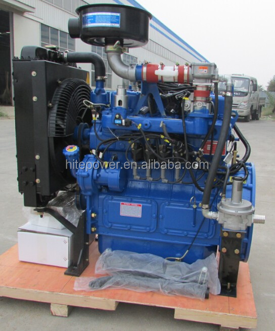 high quality ce iso approved small water cooled gas engines