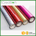 Various Colors Laser Holographic Hot Stamping Foil Roll for Paper/Paper Bag/Carton/Wallpaper/Business Card/Cigarette Box
