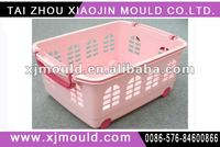 plastic storage case with handle mould,storage case with wheels & handles mould