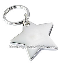 Custom metal cheap keychains in bulk