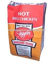 foil liner chicken packaging bags