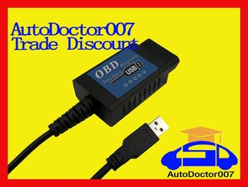 Good quality! 100% positive feedback Auto Scanner USB V1.5 ELM327