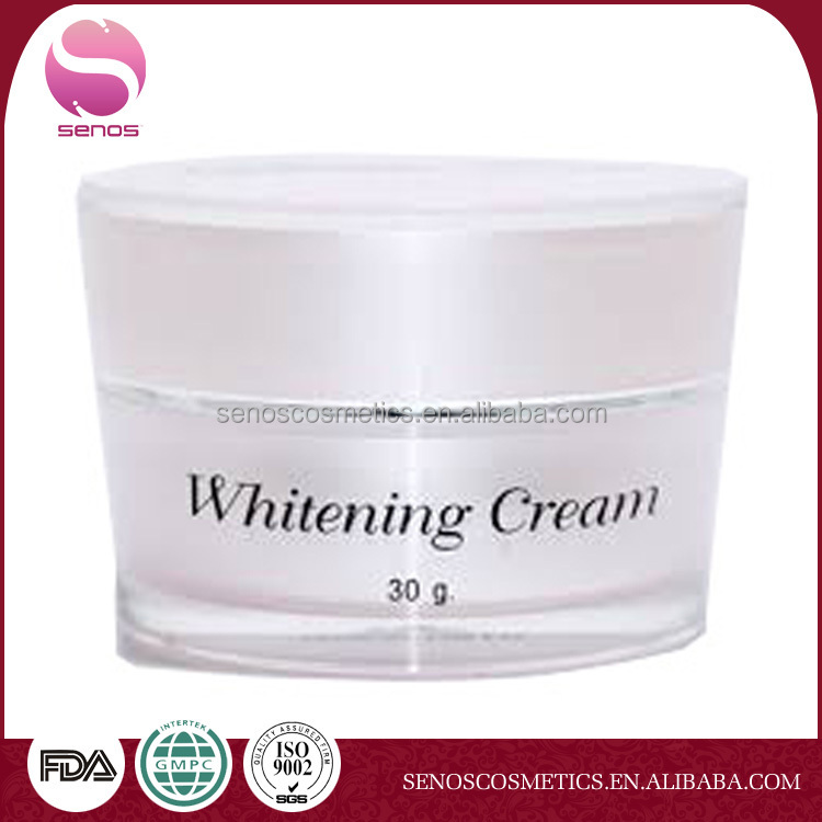 New and Luxury Baby Face Whitening Cream