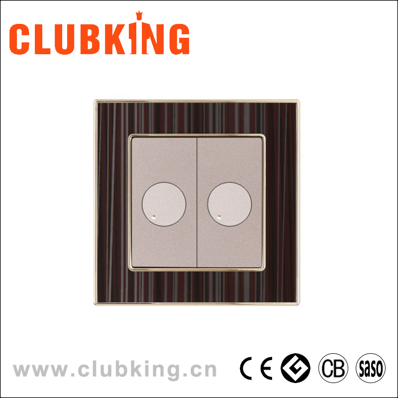 C5 Hot-selling product double speed fan switch dimmer switch 220v