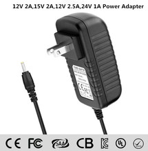 AC 110V 220V to DC 1A 2A 3A 5A 6A 8A12V 5V 24V LED Power Adapter