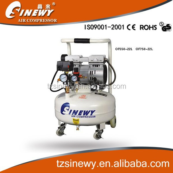 OF550-22L oil-free prices air compressor