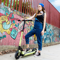 New products 2016 innovative products battery power electric scooter