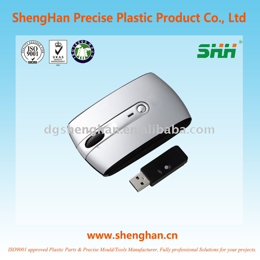 Best selling 2.0/3.0 flash drive plastic injection mould USB case