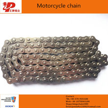 40# steel motor parts motorcycle transmission chain 428