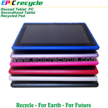 Bulk wholesale original used laptops Android second hand tablet