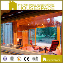 Decorated Luxury Camping Prefabricated House with Furniture