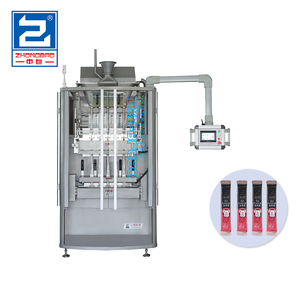 Factory outlets milk tea powder stick sealing packing packaging machine