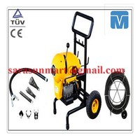 Electric Drain Auger Snake Cleaner Plumbing Machine